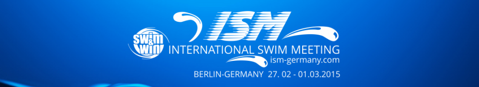 International Swim Meet i Berlin