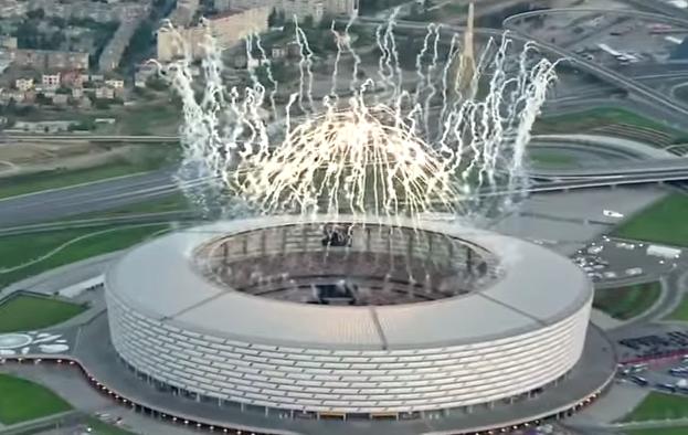 European Games har startat